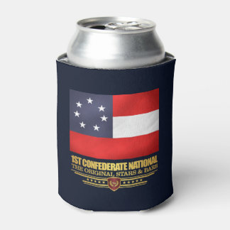 1st Confederate National Can Cooler