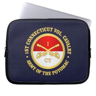 1st Connecticut Cavalry (rd) Laptop Sleeve