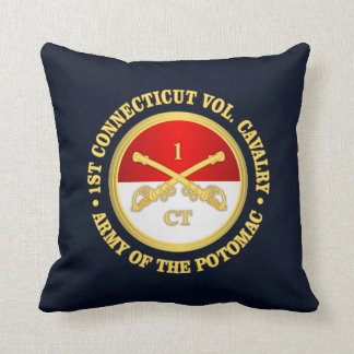 1st Connecticut Cavalry (rd) Pillow