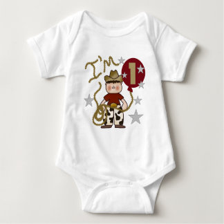 1st Cowboy Birthday Tshirts and Gifts