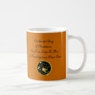 1st Day of Christmas Mug