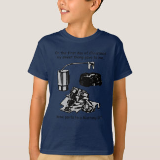 1st Day Redneck T-Shirt