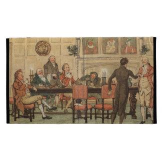 1st December 1810: Christmas at Marley Hall iPad Folio Covers