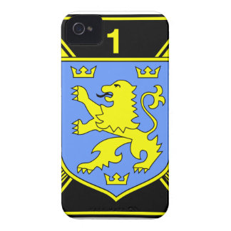 1st Division Headquarters iPhone 4 Covers