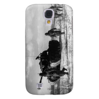 1st Division Moving Through the Chosin Samsung Galaxy S4 Case