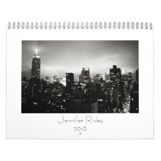 1st Edition Calendar - 2016