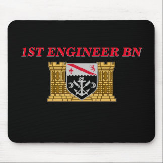1ST ENGINEER BATTALION MOUSEPAD