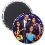 1st Family Fridge Magnets