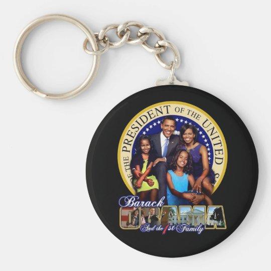 1st Family Keychain