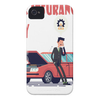 1st February - Car Insurance Day iPhone 4 Cover