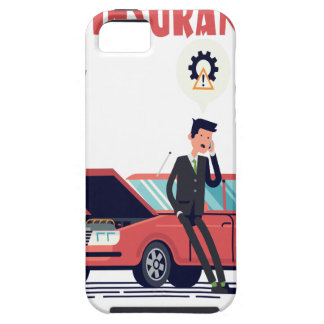 1st February - Car Insurance Day iPhone SE/5/5s Case