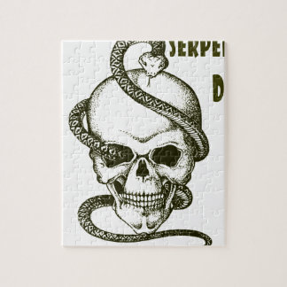 1st February - Serpent Day - Appreciation Day Jigsaw Puzzle