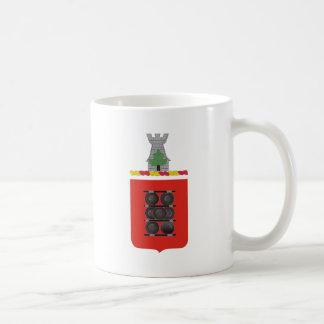 1st Field Artillery Regiment Coat of Arms Coffee Mug