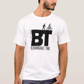 1st Friends of the Bloomingdale Trail T-shirt