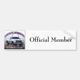 1st gen, Official Member Car Bumper Sticker
