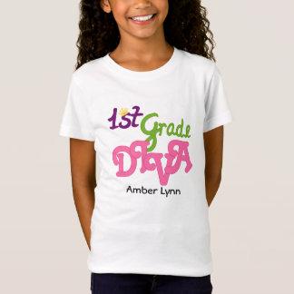 1st Grade Diva T-Shirt