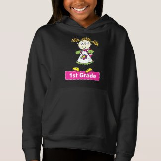 1st Grade Girls T-Shirt