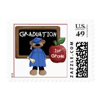 1st Grade Graduation Postage
