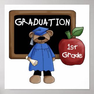 1st Grade Graduation Poster