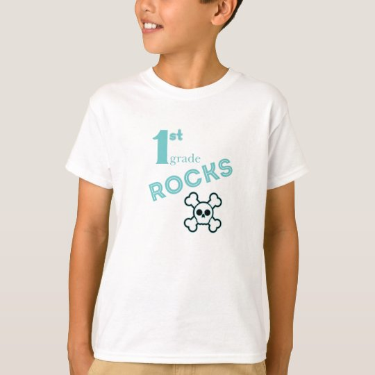 1st Grade Rocks T-Shirt