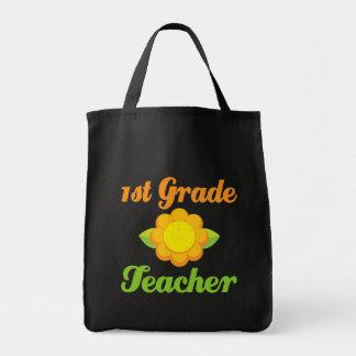 1st Grade Teacher Gift Tote Bag