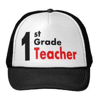 1st Grade Teacher Hat
