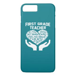 1st Grade Teacher iPhone 7 Plus Case