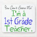 1st Grade Teacher Mousepad