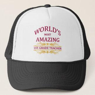 1st. Grade Teacher Trucker Hat