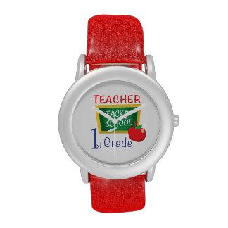 1st Grade Teacher Watches