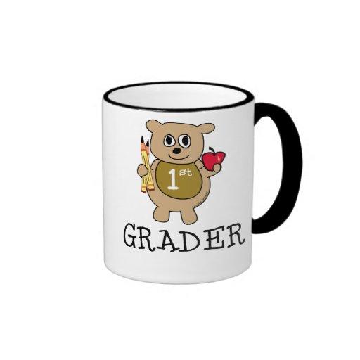 1st Grader Coffee Mugs