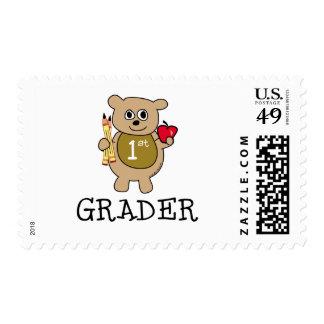 1st Grader Stamps