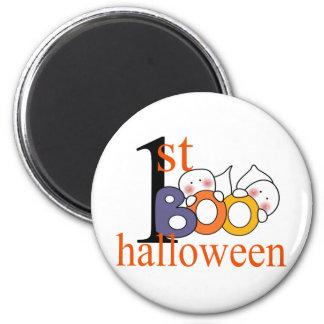 1st Halloween Ghost BOO! Fridge Magnets