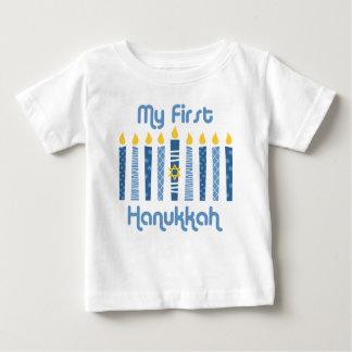 1st Hanukkah Candles Infant T-shirt