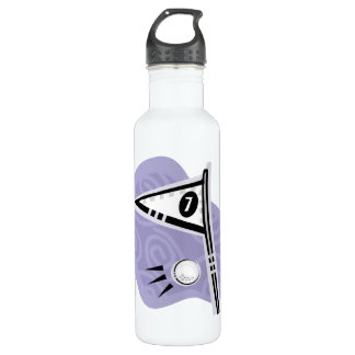 1st Hole Stainless Steel Water Bottle