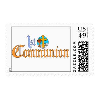 1st Holy Communion Postage
