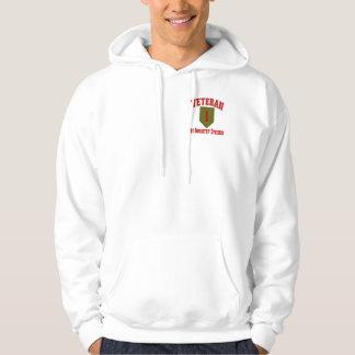 1st ID Vet - College Style Hoodie