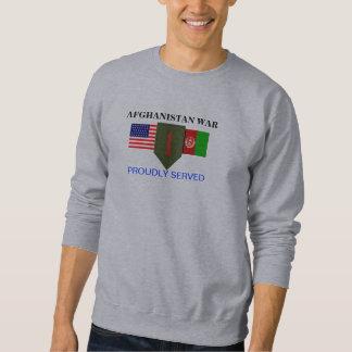 1ST INFANTRY DIVISION AFGHANISTAN WAR SWEATSHIRT
