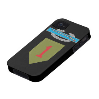 1st Infantry Division CIB Case For The iPhone 4