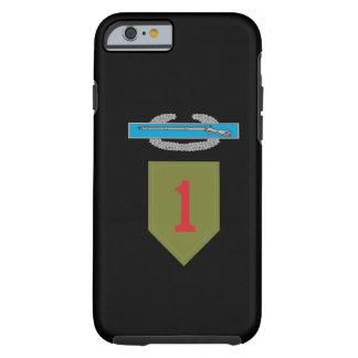1st Infantry Division CIB iPhone 6 Case
