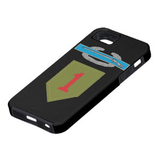 1st Infantry Division CIB iPhone SE/5/5s Case