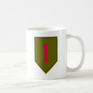 1st Infantry Division Coffee Mug