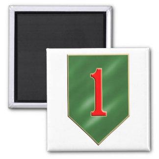 1st Infantry Division Magnet