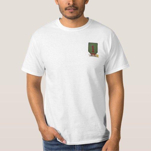 1st infantry division nam veterans vets t shirt