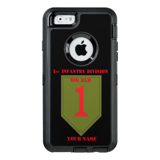 1st INFANTRY DIVISION OtterBox iPhone 6/6s Case