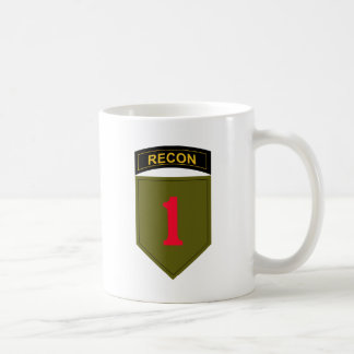 1st Infantry Division Recon Coffee Mug