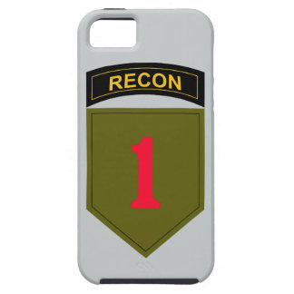 1st Infantry Division Recon iPhone SE/5/5s Case