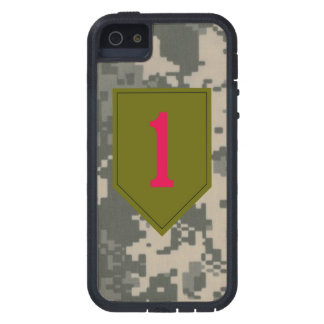 """1st Infantry Division """"The Big Red One"""" iPhone 5 Covers"""
