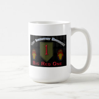 1st Infantry Division - The Big Red One Coffee Mug