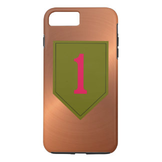 "1st Infantry Division ""The Big Red One"" iPhone 8 Plus/7 Plus Case"